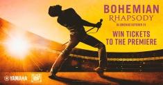 Win a trip to the global premiere of Bohemian Rhapsody in London