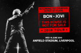Win a hospitality package to Bon Jovi Live at Anfield