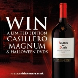 Win a limited edition Casillero del Diablo Magnum and Halloween DVDs