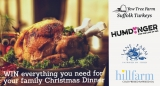 Win everything you need for your family Christmas Dinner