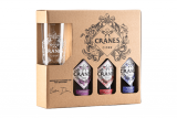 Win a selection of Cranes Ciders