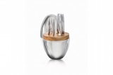Win The Egg Knife block by Cuisinepro
