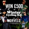 Win £500 of cycling kit