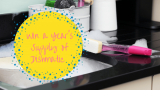 WIN a Dishmatic handle along with a year's supply of Refills!