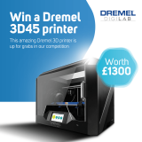 Win a Dremel 3D Printer