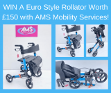 Win a Euro Style Rollator worth £150