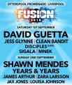 Win tickets to Fusion Festival 2018, Liverpool