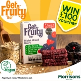 Win a £100 voucher to spend on Get Fruity