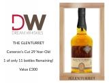Win Glenturret Cameron's Cut Whiskey worth £300