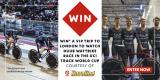 Win a VIP trip to London to watch HUUB Wattbike Race