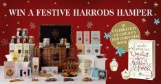 Win a festive Harrods hamper