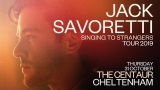 Win tickets to Jack Savoretti at Cheltenham Racecourse