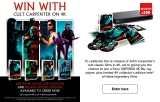 Win a Sony 4K bluray player and a John Carpenter set