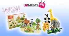 Win two kid's puzzles