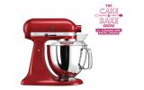 Win a KitchenAid Mixer & tickets to the Cake & Bake Show London