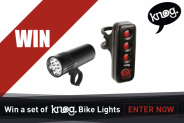Win a cycling light bundle from Knog Lights