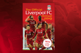 Win an official Liverpool FC 2019 annual