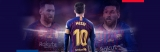 Win a shirt signed by Lionel Messi