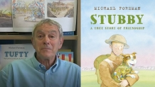 Win signed Michael Foreman books