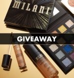 Win a bundle of Milani Cosmetics products
