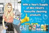 Win a year's supply of Mrs Hinch's Favourite Cleaning Products