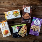 Win a bundle of Nairn's oatcakes, flatbreads and biscuits