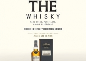 Win bottle no.1 of the Gatwick Glenlivet Barrel