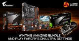 Win Gigabyte AORUS Gaming PC Hardware Bundle