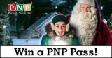 Win 1 of 3 Magic Passes from the Portable North Pole