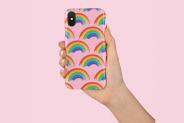 Win Pride Rainbow Phone Case