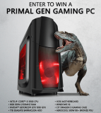 Win a Primal GEN Intel Gaming PC