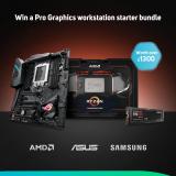 Win a Pro Graphics workstation starter bundle