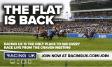 Win A 48 inch LED TV & A Year's Subscription To Racing UK