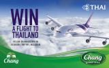 Win a Return Flight to Thailand