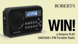 Win a Roberts Play portable radio