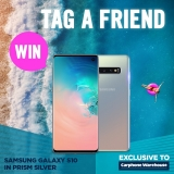 Samsung Galaxy S10 international giveaway