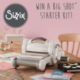 Win a Limited Edition Sizzix Bundle
