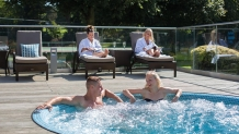 Win a spa day in Leek, Staffordshire