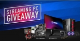 Win a Streaming PC Setup
