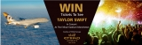 Win Taylor Swift Concert Tickets In Manchester – Etihad Stadium