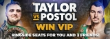 Win ringside VIP seats for Taylor v Postol boxing – Glasgow SSE Hydro, 23/06