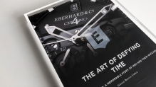 """Win a book """"The Art of Defying Time"""" from Eberhard & Co."""