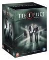 """Win """"The X-Files"""" Season 1-11 on DVD"""