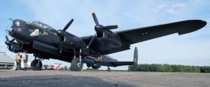 Win an Avro Lancaster VIP Day Taxy Ride