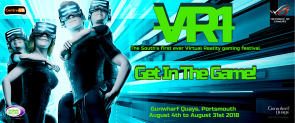 Win Places At VR1 Festival, Portsmouth