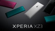 Win an Xperia XZ3
