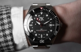 Win ZK No.2 Certified Swiss Made Automatic Diver and GMT Watch