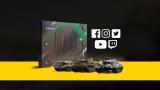 Win a Custom Xbox One X or 1 of 250 Premium Vehicles – International Giveaway