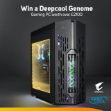 Win a Deepcool Genome Gaming PC