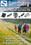 Win a Digital Survivor Kit